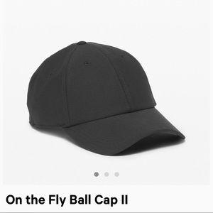 Lululemon ball cap adjustable black